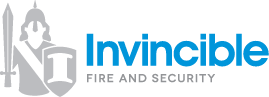 Invincible Fire and Security Logo